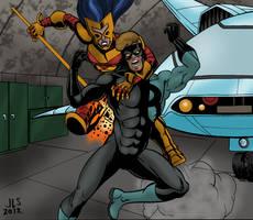 Iron Attack V-n-V by Joe-Singleton