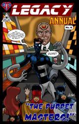 Legacy Annual No.4 mock cover by Joe-Singleton