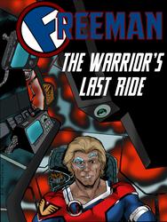Freeman mock-cover by Joe-Singleton
