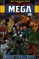 Mega Limited Series mock cover no.1 by Joe-Singleton