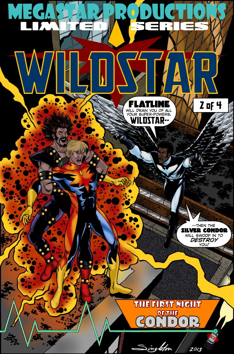 Wildstar Limited Series No 2 by Joe-Singleton