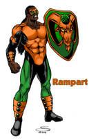 Rampart by Joe-Singleton