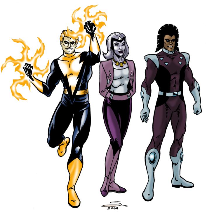 Imperial Guard founders by Joe-Singleton