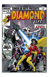Diamond Girl 19 mock cover