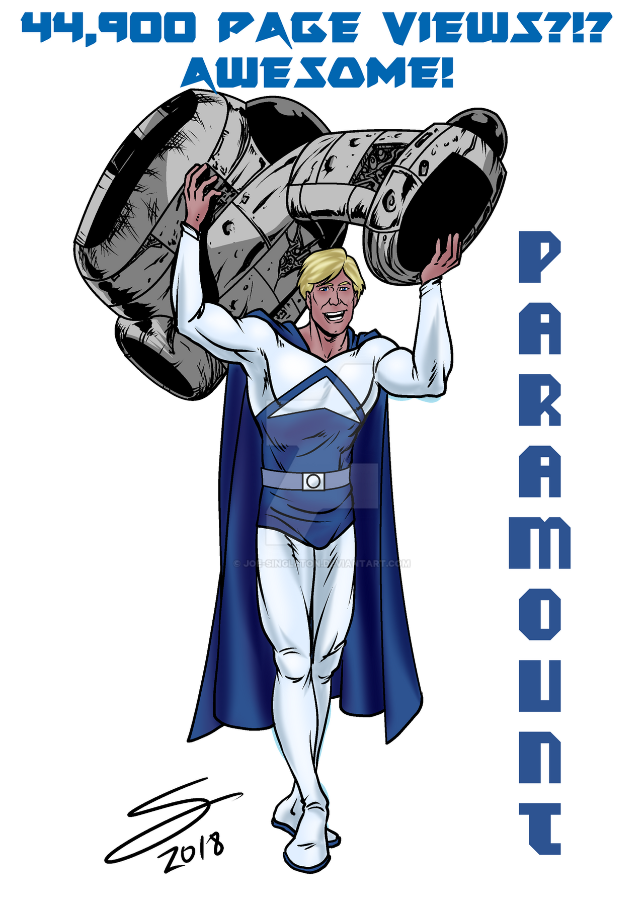 Paramount by Joe-Singleton