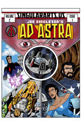 Ad Astra volume 2, no. 1 by Joe-Singleton