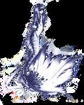 Mermaid in pen