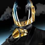 Daft Punk- Guy-Manuel