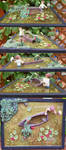 Swamp Diorama by torakoun