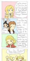 Final Fantasy XII - Roles