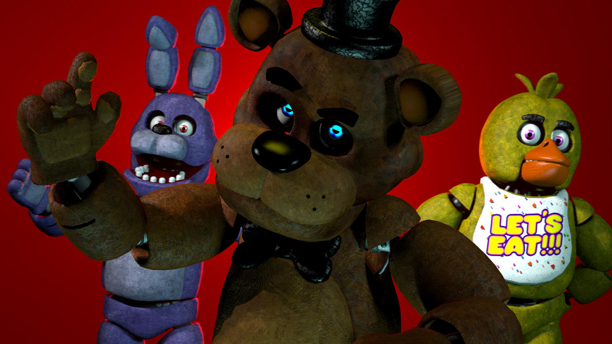 Fnaf Sfm All Models Related Keywords & Suggestions - Fnaf