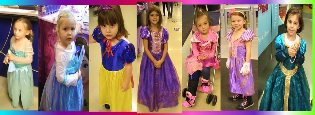 Princess Girls Disney On Ice 4 by Dream-Angel-Artista