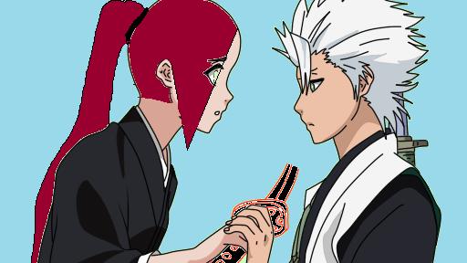Hitsugaya? I'm sorry but I have to kill you. by Anime-Master1