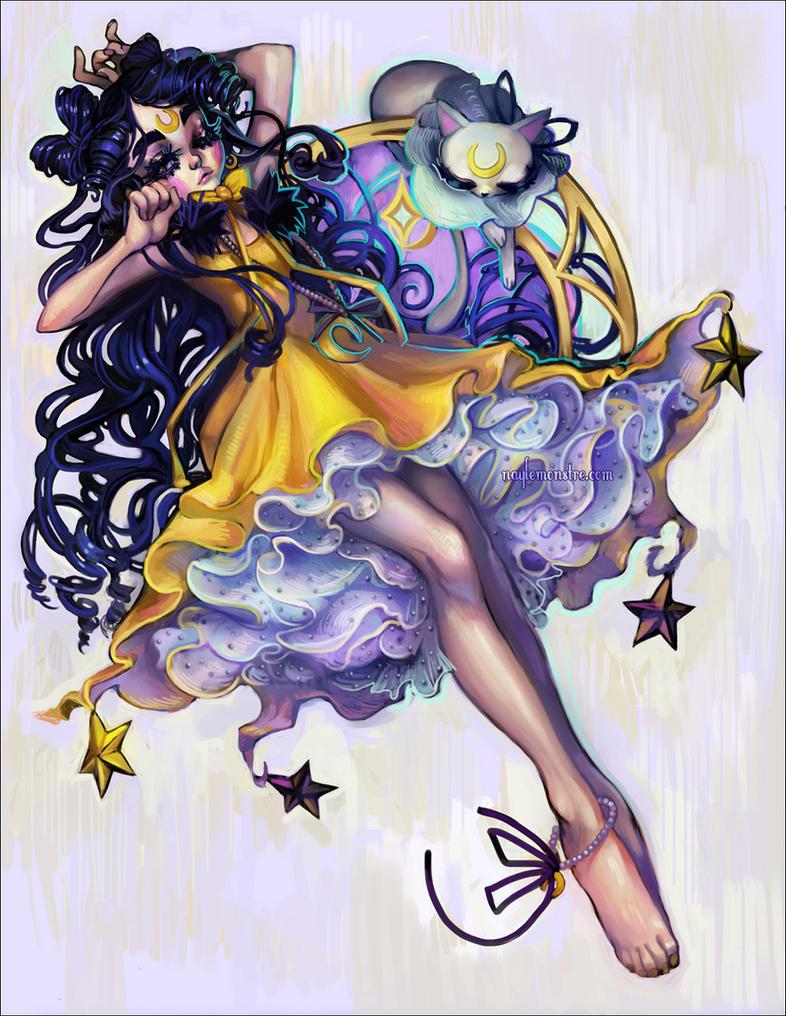 Luna by naylemonstre