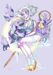 Lavender Dream by valeriebastille