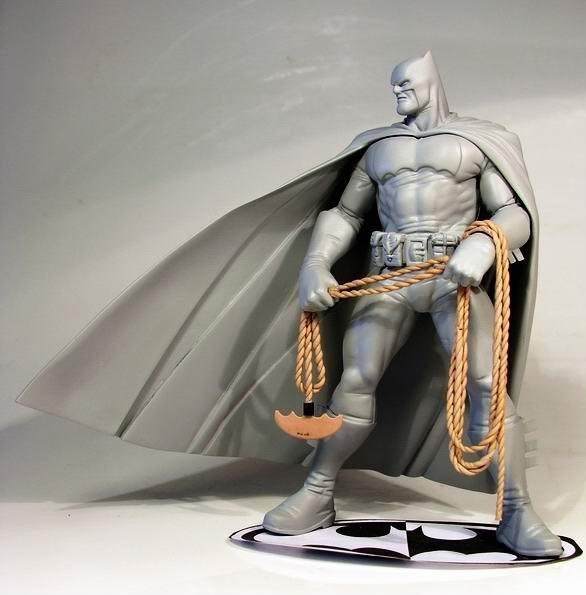 Miller Batman by alterton