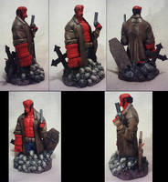 hellboy by alterton
