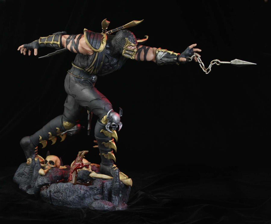 MK9 Scorpion printed-painted by alterton