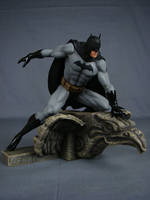 Batman statue by alterton
