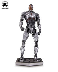 Justice League Movie Cyborg 1/6 statue