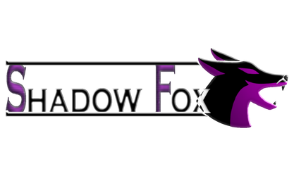 Shadow Fox Logo [Remake] by Panther-D212