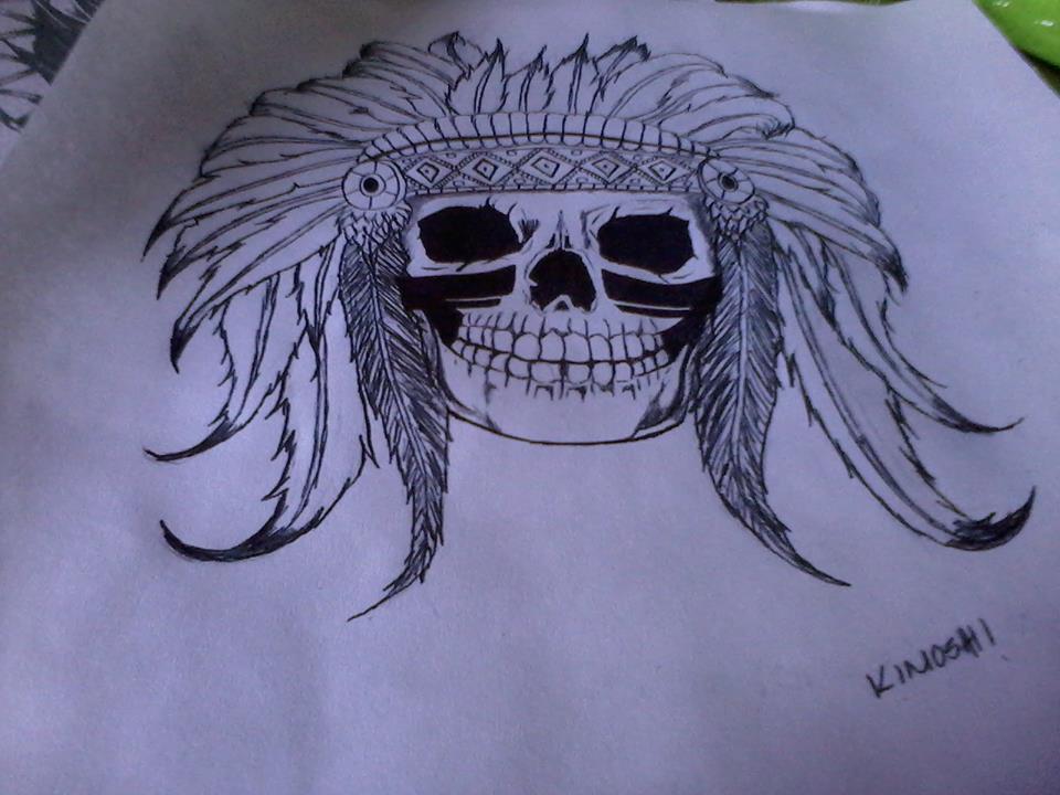 skullindie by yamidesu9