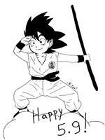 Happy Goku Day!