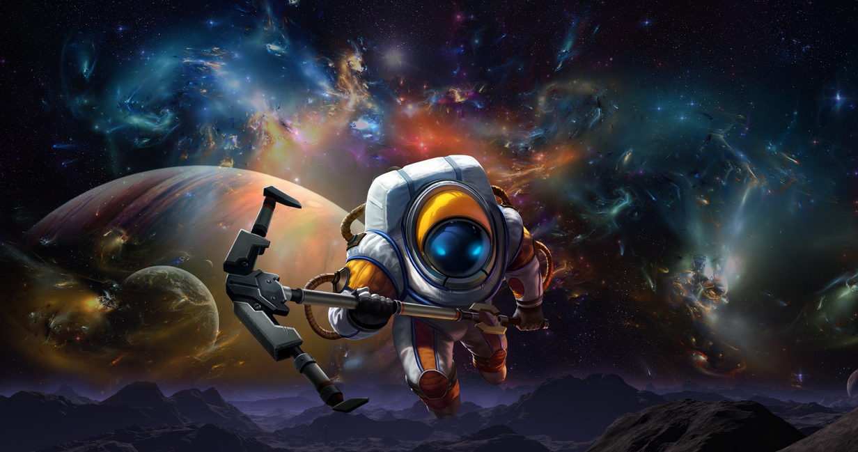 Astronaut Nautilus Wallpaper Desktop Background By Savvythat