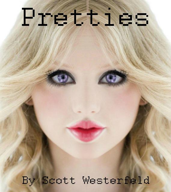 Pretty Book Cover Art ~ Pretties alternate book cover by grrgrowlhiss on deviantart
