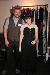 Jake von Slatt and Lady Almira