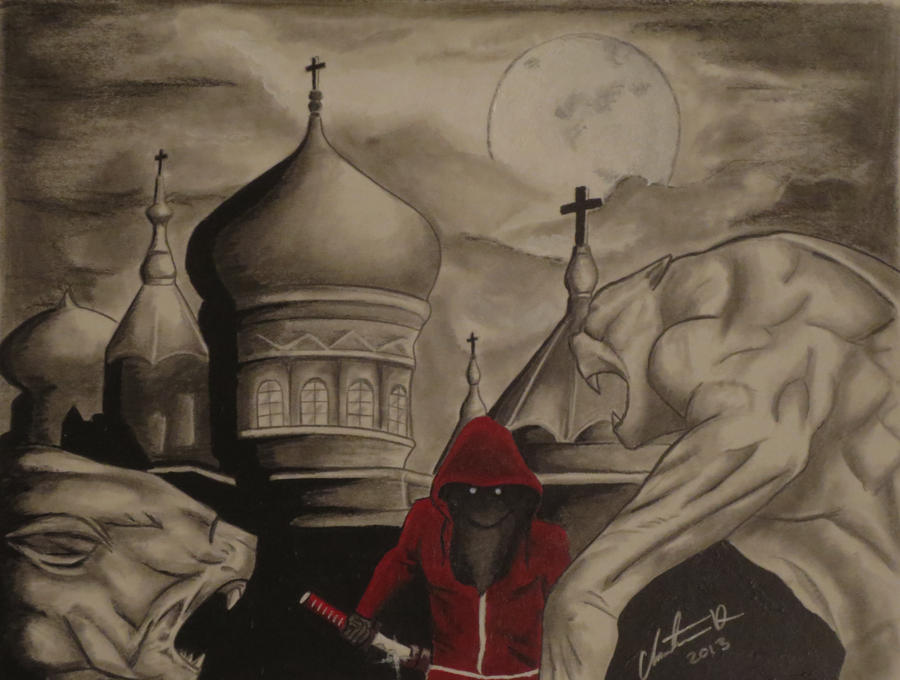 Red Riding Hood: The Lycan Hunter by JEURO85