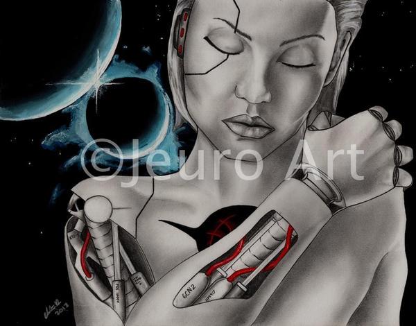 Cyborg by JEURO85