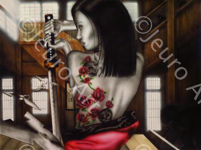 Tenchu by JEURO85