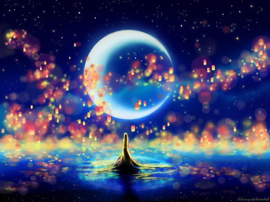 The Dream by Chibionpu