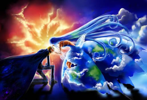 Reon and Gaia