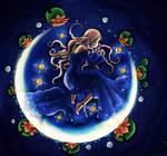Moonlight Dream by Chibionpu