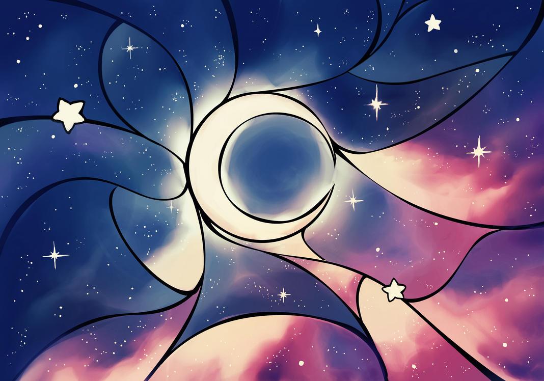 Fairytale Moon by Chibionpu