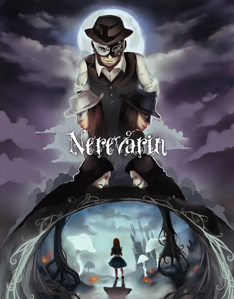 Commission: Nerevarin Poster by Chibionpu