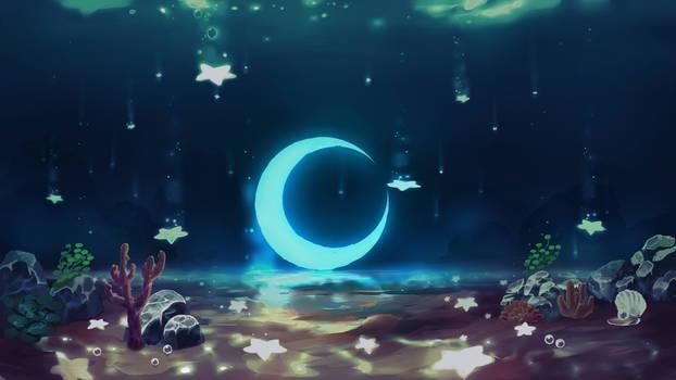Underwater Night