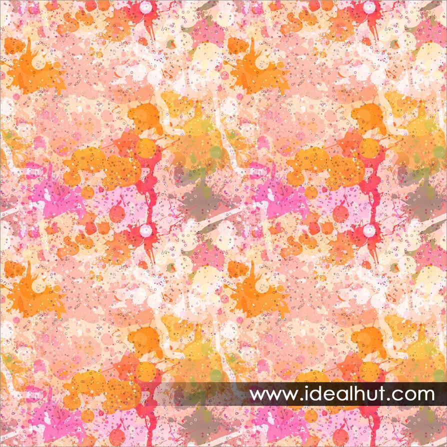 Seamless Splatter Patterns by Design-Maker