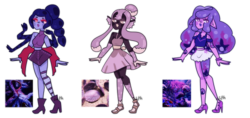 [CLOSED] - Mistery Aesthetic Marighoul Adopts 2