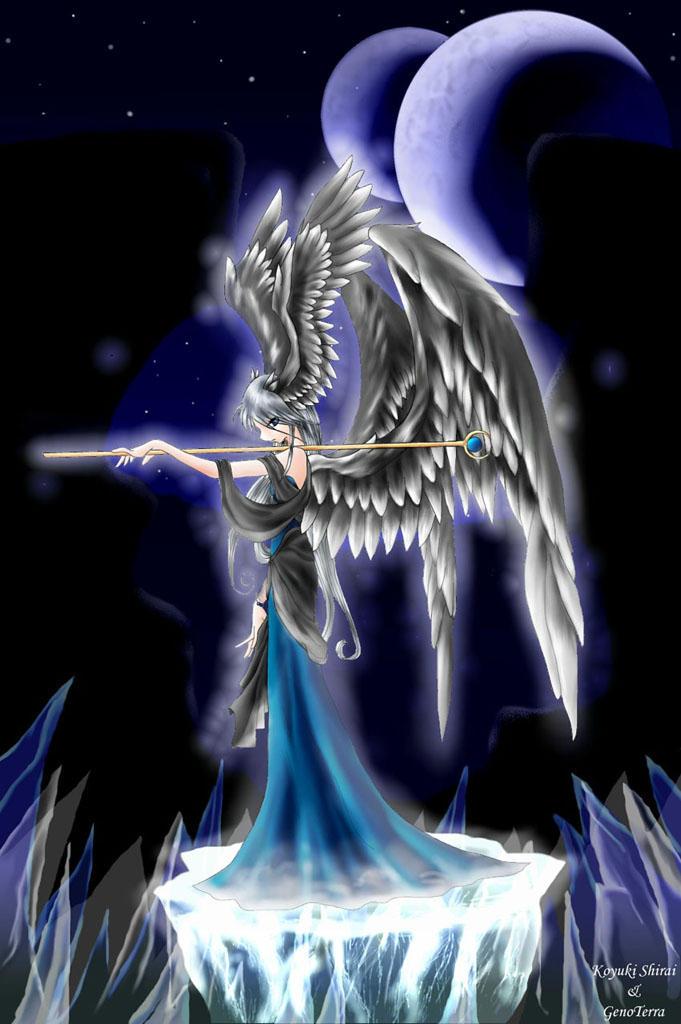 Angel by Koyuki-Shirai