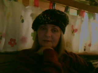 crochet hat 1A by Green-Teresa