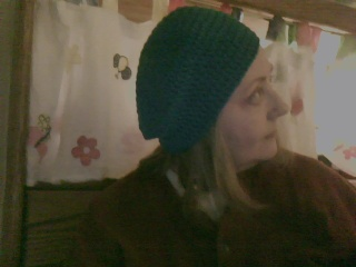 Crochet hat 3A by Green-Teresa