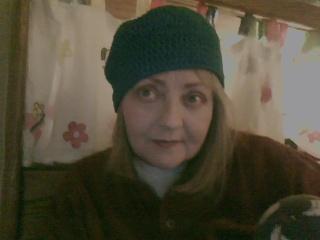 Crochet hat 3B by Green-Teresa