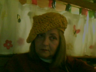 Crochet hat 4A by Green-Teresa
