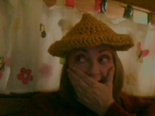 Crochet hat 4C by Green-Teresa