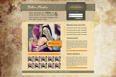 tattoo blaster