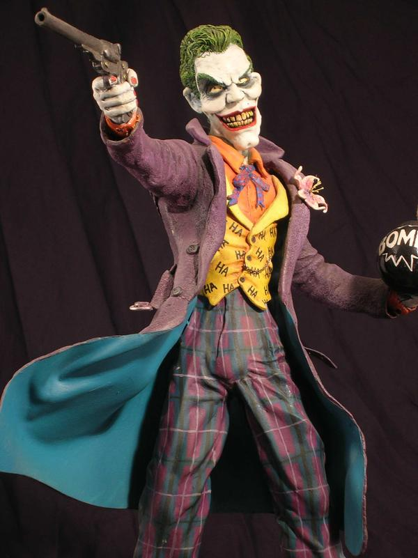 JOKER, by Micky Betts by Mixta110