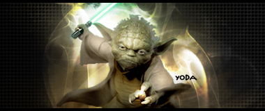 Yoda signature by Ramche